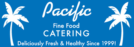 Pacific Fine Food Catering, Inc. Logo